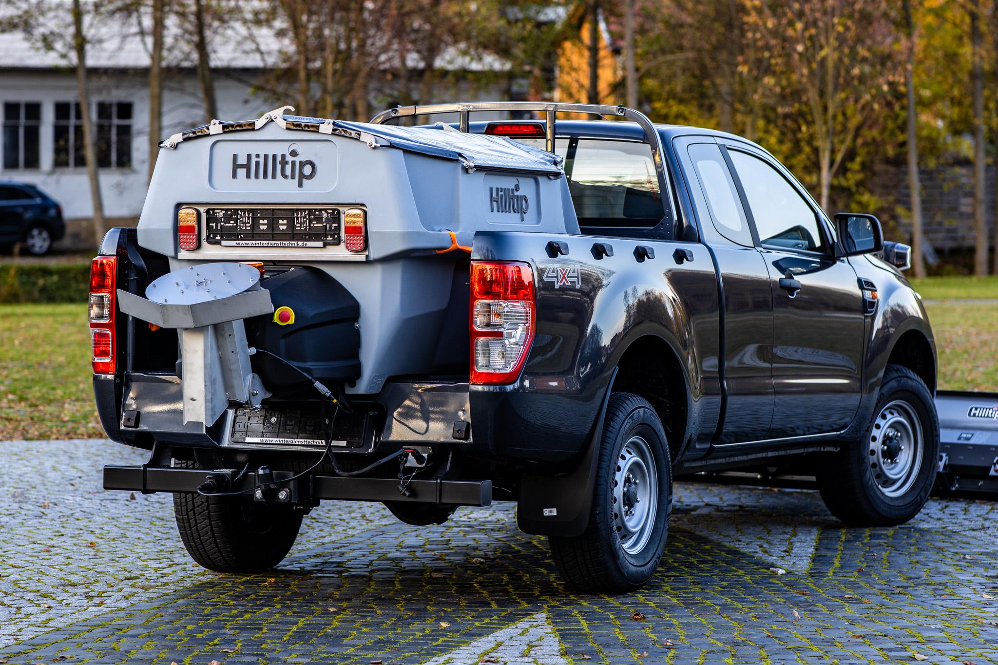 Hersteller Winterdienstfahrzeuge Ford Ranger: Handel, Vertrieb, Lieferant - HWNtec Winterdienstfahrzeuge